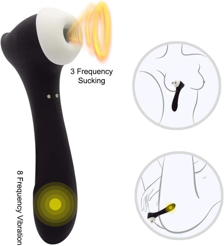 Female Clitorial Sucking Vibator'S Clitorial Stimulator Penguin Six Toys Adult Toys Women Sex T-Shirt