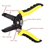 Multi-function Handle Tool Cable Wire Strippers Stripping Cutter Cutting Pliers