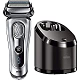 Braun Series 9 Electric Shaver Braun Series 9 9090cc Electric Foil Shaver for Men with Cleaning Center, Electric Men's Razor, Razors, Shavers, Cordless Shaving System