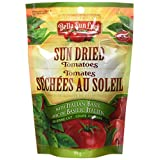 Bella Sun Luci Sun Dried Tomatoes with Italian Basil Julienne-Cut, 99gm