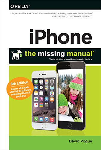 (iPhone: The Missing Manual )