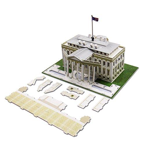 models of white house - 9