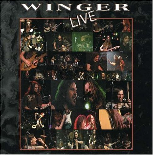 Winger Live by Shrapnel