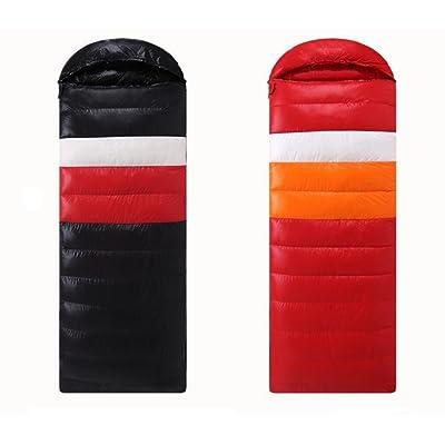 SHUIDAI Outdoor camping sacs de couchage/déjeuner pause/adulte , black