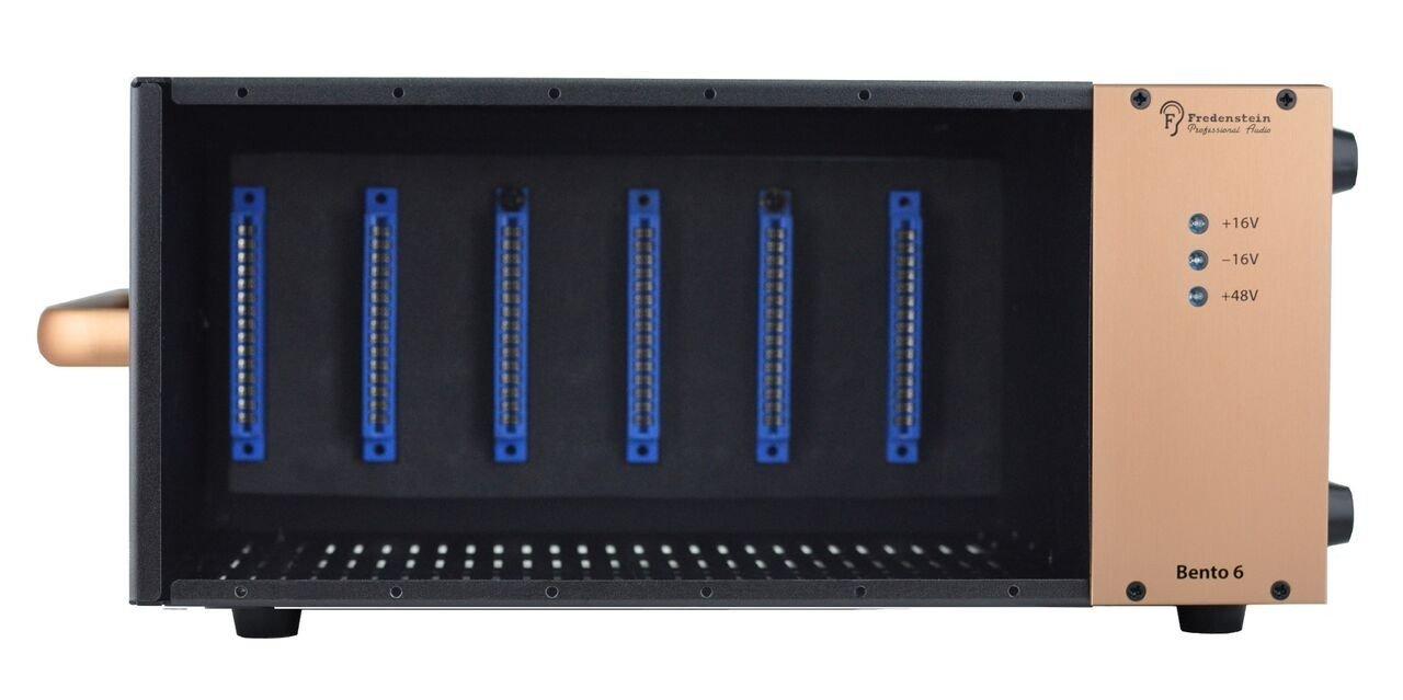 Fredenstein Bento 6 500-Series Rack