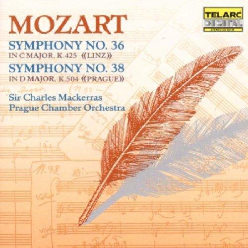 CD : Charles Mackerras - Symphonies 36 & 38 (CD)