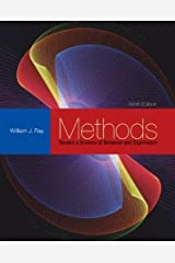 Methods - Toward a Science of Behavior and Experience (9th, Ninth Edition) - By William J. Ray Hardcover