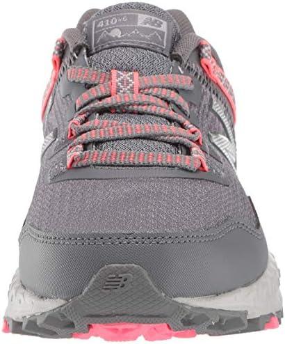 New Balance Womens 410v6 Grey Size: 5.5: .au: Fashion