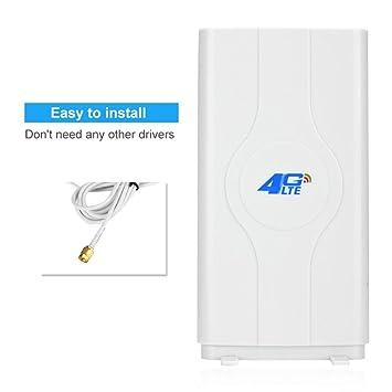 4G LTE Antenna Wireless Router Dual MIMO Amplificador de Señal inalámbrico de Interior 83MHz Alto Ganancia