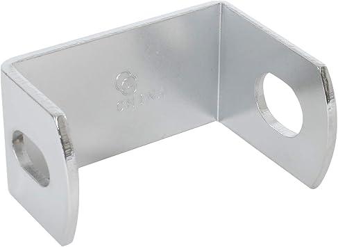 Clear L Bracket, 3 X 1-1//2 X 3//4 Grand General 33180BP Mirror