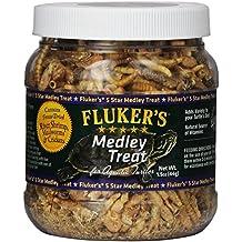 Fluker Labs SFK72020 Aquatic Turtle Medley Treat Food, 1.5-Ounce