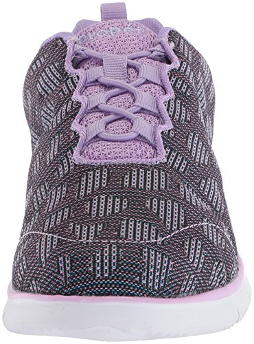 Women's TravelFit Propét Purple Walking Shoe w4dY7a