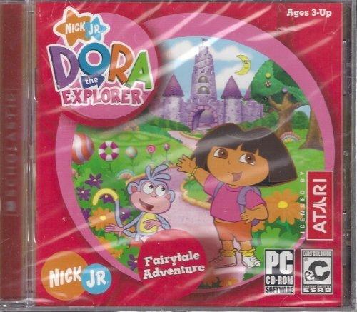 Dora the Explorer Fairytale Adventure