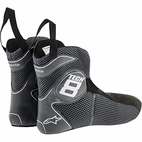Alpinestars Tech 8 RS Inner Brace Men's Off-Road Motorcycle Boot Accessories - Black / - Buckle Alpinestars Tech 8
