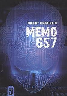 Memo 657, Robberecht, Thierry