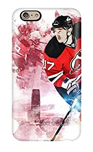 Hot New Jersey Devils (23) First Grade Tpu Phone Case For Iphone 6 Case Cover