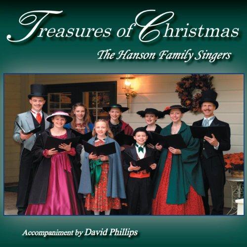 Treasures of Christmas (Finally Hanson Christmas It's)