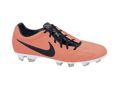 91b706b9db9cd NIKE Total 90 Laser IV FG Football Boots Bright Mango Black Total Crimson -