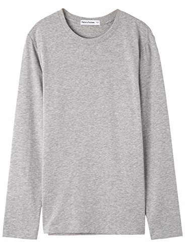 meters-bonwe-mens-solid-color-round-neck-long-sleeve-knitted-tee-grey-l