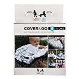 Maya & Max by Moby 6 in 1 Cover & Go: All In One