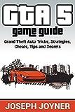 download ebook gta 5 game guide: grand theft auto tricks, strategies, cheats, tips and secrets pdf epub