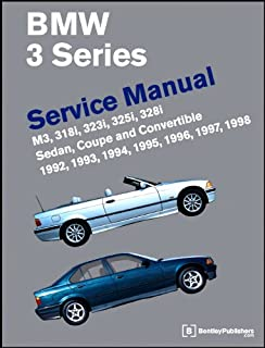 amazon com bentley w0133 1614947 bnt paper repair manual bmw 3 rh amazon com BMW 328I Troubleshooting Guide 1998 bmw 328i owners manual
