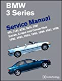 BMW 3 Series Service Manual, 1992-1998, Bentley, 0837603269