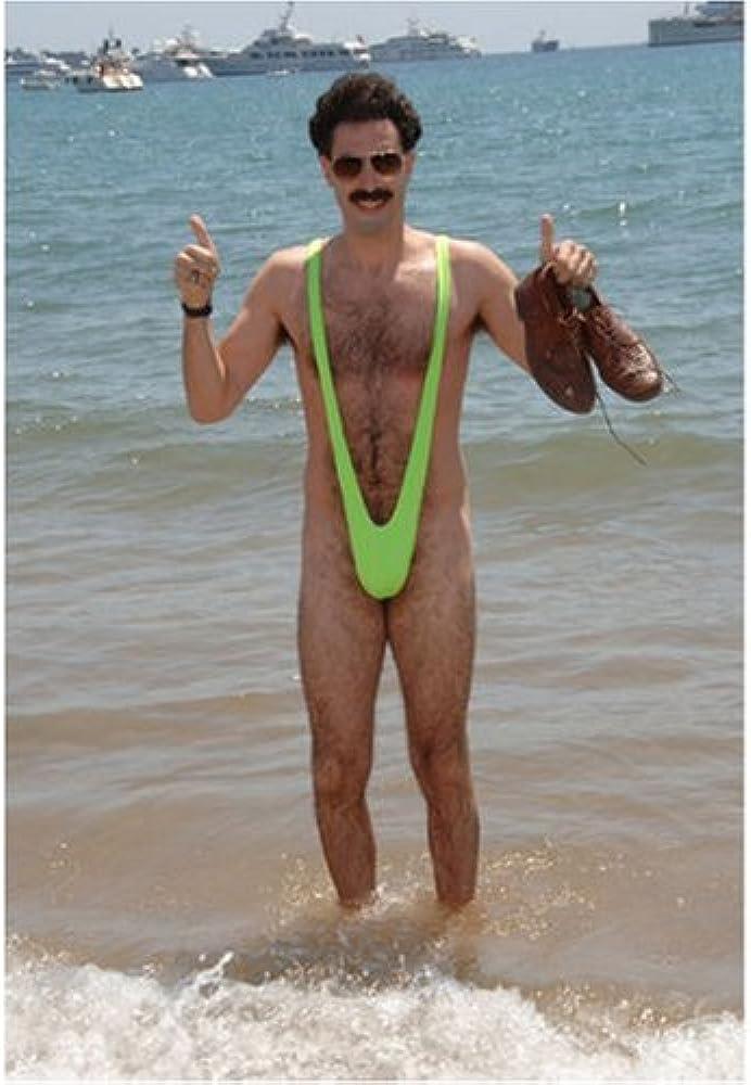 GO2SEXY Mens Borat Mankini Underwear