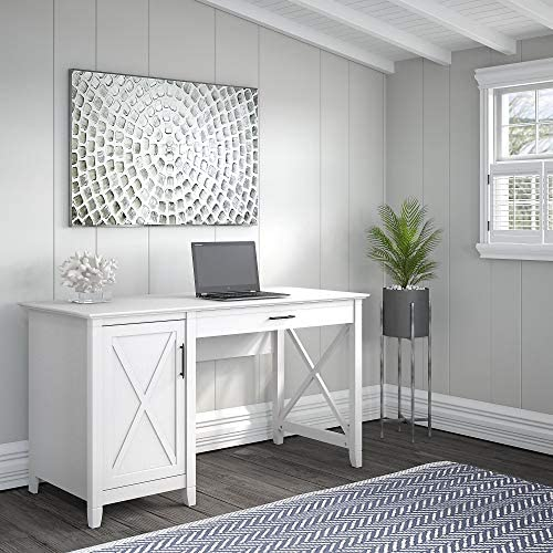 Bush Furniture Key West 54W Computer Desk