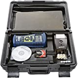 Bacharach Fyrite InTech 0024-8512 Residential Combustion Analyzer Reporting Kit with O2 Sensor, CO Sensor, Probe, Rubber Boot, Spare Filters, Printer, User Software, USB Cable, 8 AA Batteries and Hard Carry Case