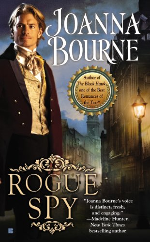 book cover of Rogue Spy