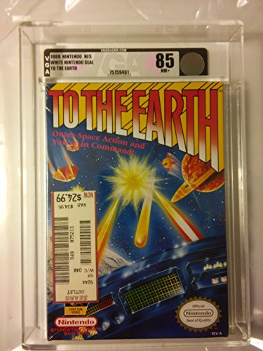 graded-game-acrylic-sealed-case-vga-85-nm-to-the-earth-by-nintendo-nes-1989-with-white-nintendo-seal