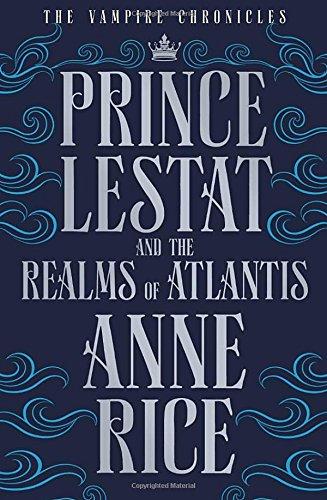 Prince Lestat No Vampire Chronicles