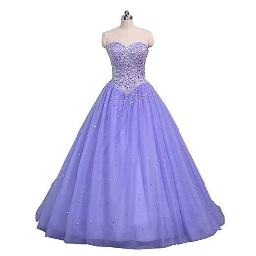 Fannydress Sweetheart Quinceanera Graduation Dresses 6th Grade With