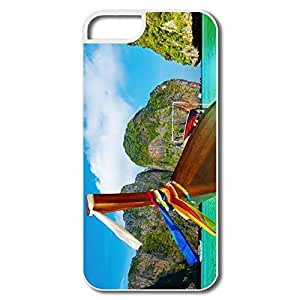 Funny Summer Paradise IPhone 5/5s IPhone 5 5s Case For Couples