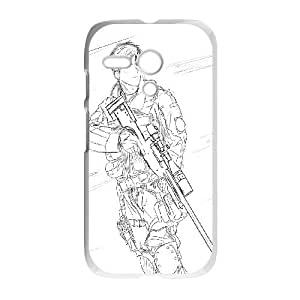 Motorola G Cell Phone Case White Army Soldier 001 MWN3854878