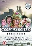 Coronation Street (1990 - 1999) - 10-DVD Box Set ( Coronation St ) [ NON-USA FORMAT, PAL, Reg.2 Import - United Kingdom ]