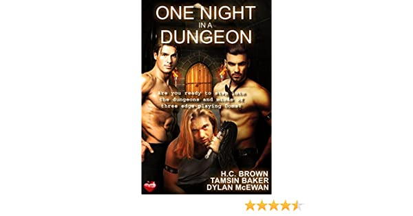 One night in a dungeon anthology kindle edition by hc brown one night in a dungeon anthology kindle edition by hc brown tamsin baker dylan mcewan literature fiction kindle ebooks amazon fandeluxe Images