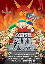 Filmcover South Park: Der Film - größer, länger, ungeschnitten