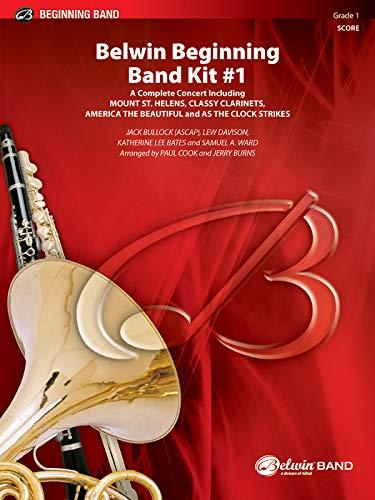 Belwin Beginning Band Kit #1