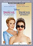 The Princess Diaries: Two-Movie Collection (Three-Disc Combo Blu-ray/DVD Combo in DVD Packaging)