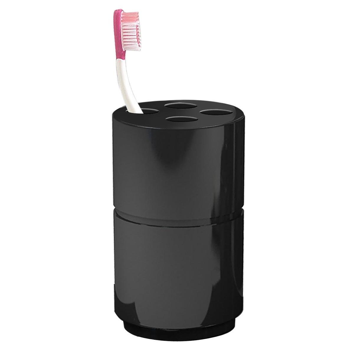 nu steel Loft Toothbrush Holder NU-Steel LT4H