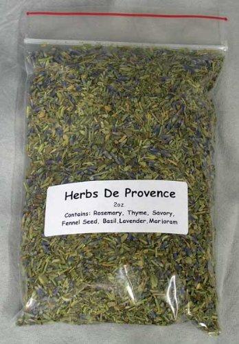 Garlic Combinations Herbs - Herbs de Provence - 2 oz.