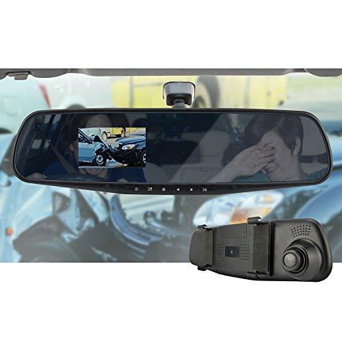 Voltix 720p HD Rearview Mirror Camera by Voltix (Image #2)