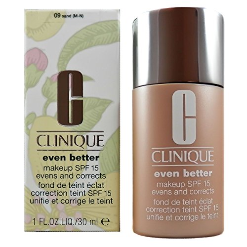 Even Better Makeup SPF 15 # 09 Sand -Dry To Combination Oily