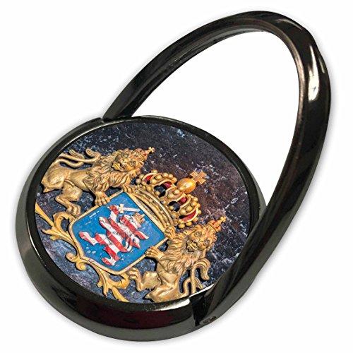 - 3dRose Danita Delimont - Jim Engelbrecht - Symbols - Kupferberg family crest, Kupgerberg Winery cellar, Mainz, Germany - Phone Ring (phr_188565_1)