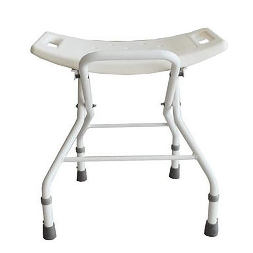 TLMY Folding Bath Chair, Old Man Bathroom Chair, Pregnant Woman Shower Chair, Children's Bath Stool, Bath Chair Shower Chair