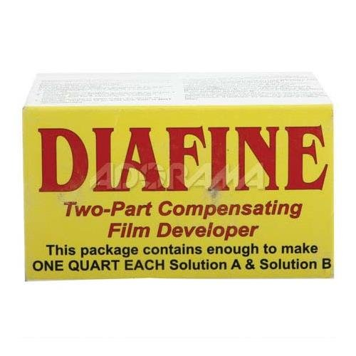 Diafine 2 Bath Black & White Film Developer Concentrate, Makes 1 Qt. of Solution by Acufine
