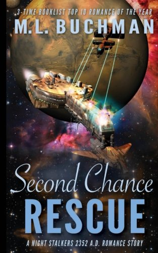 book cover of Second Chance Rescue