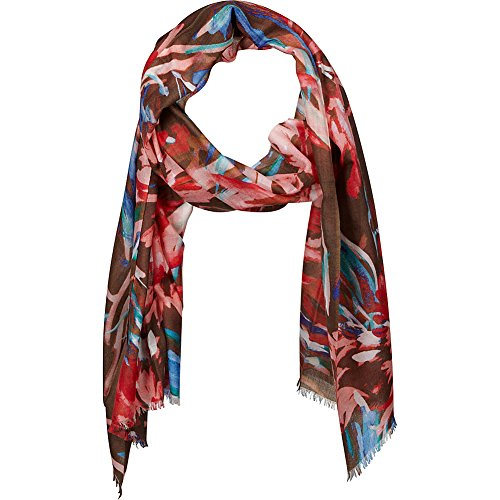 kinross-cashmere-shadow-floral-print-scarf-coral-rose-multi